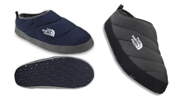 North Face Tent Mule Slippers