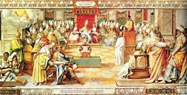 Oraciones Católicas: El Credo (Símbolo Niceno-Constantinopolitano)