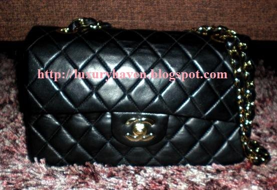 read about chanel classic flap bag