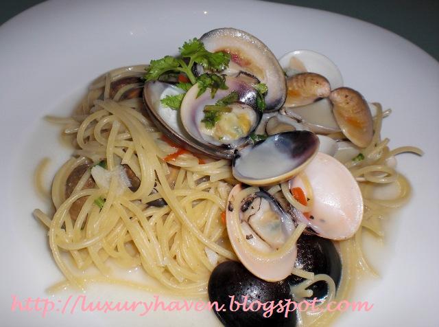 spaghetti alla vongole recipe
