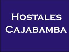 Hospedajes u hostales de Cajabamba
