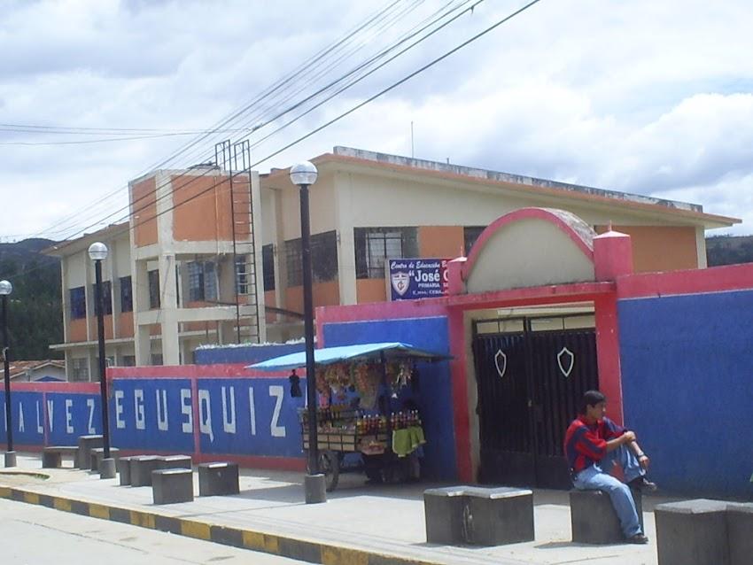Colegio José Gálvez Egúsquiza - Cajabamba