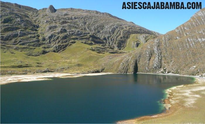 Laguna de Quengococha - Cajabamba