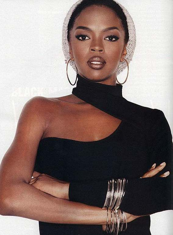 Miss Moon's Musings: :::drools::: Lauryn Hill-style for Plus Size ...