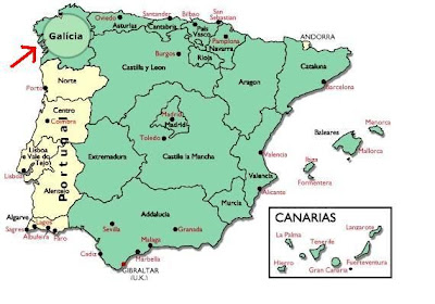 Tensoes Internacionais Atuais Foco 09 Galiza Na Espanha