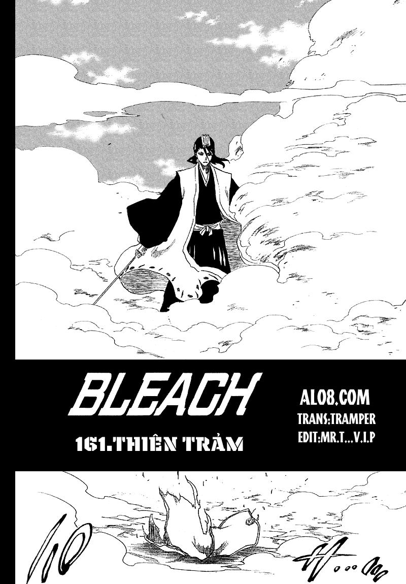 Bleach chapter 161 trang 2