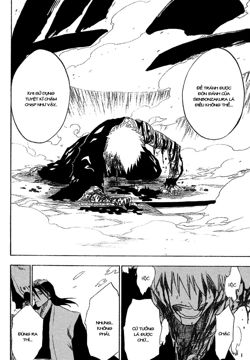 Bleach chapter 161 trang 19