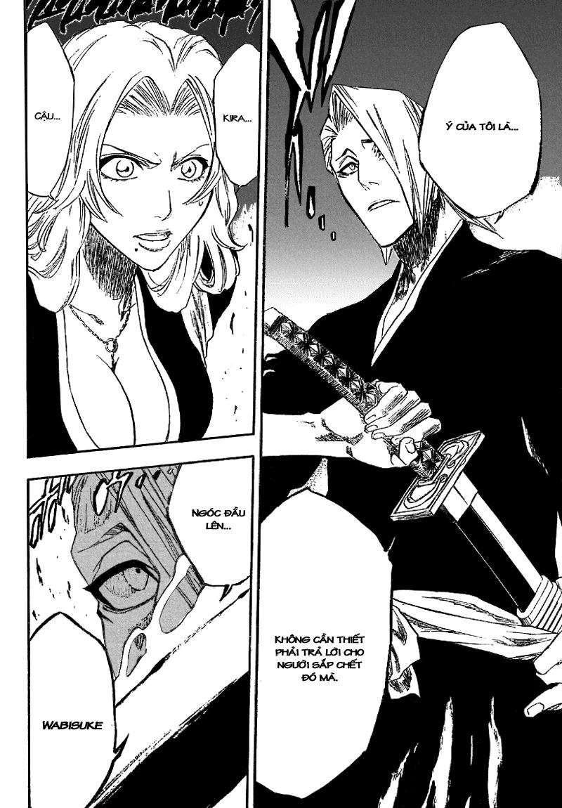 Bleach chapter 168 trang 13