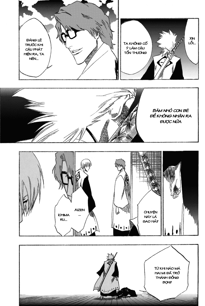Bleach chapter 170 trang 10