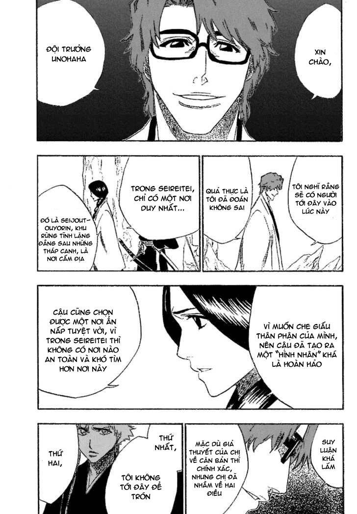 Bleach chapter 171 trang 6