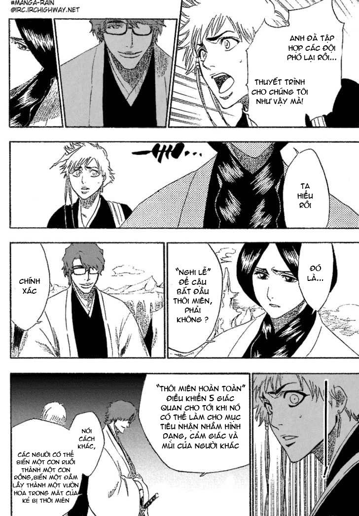 Bleach chapter 171 trang 11