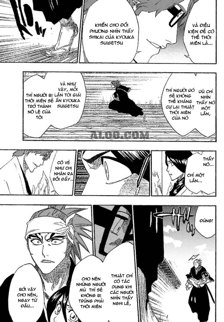 Bleach chapter 171 trang 12