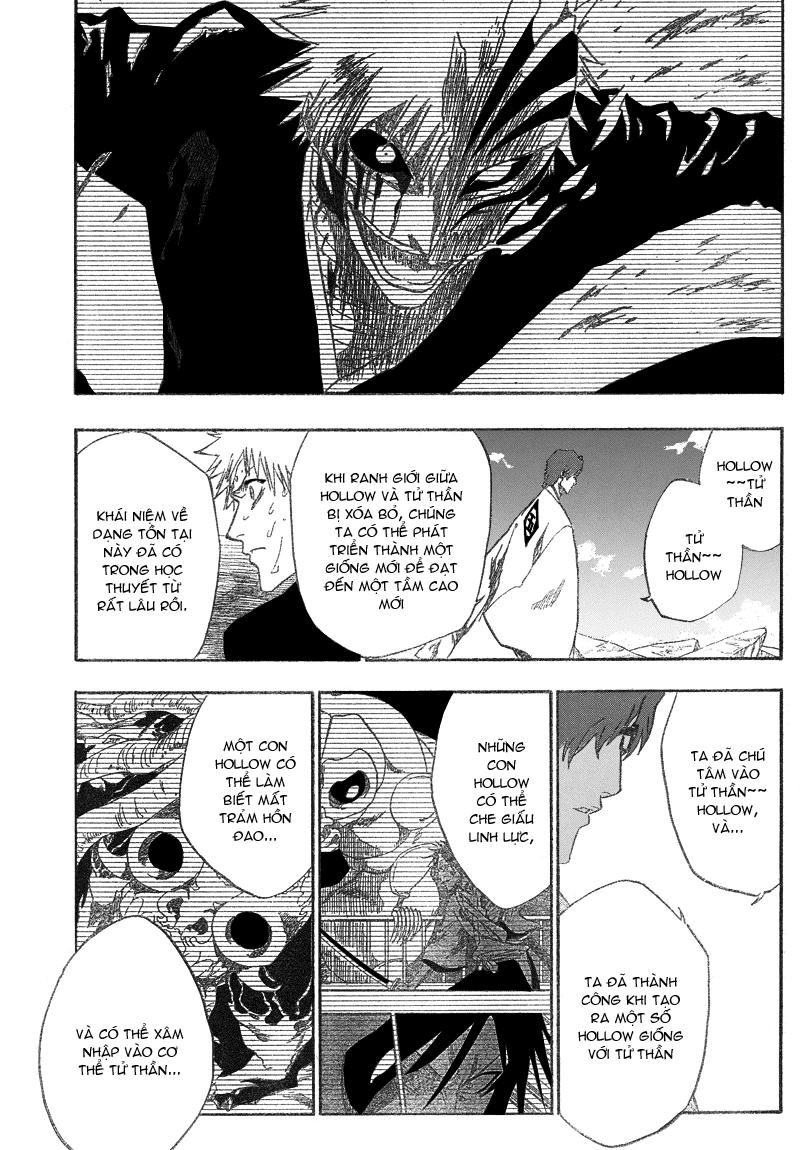 Bleach chapter 175 trang 11