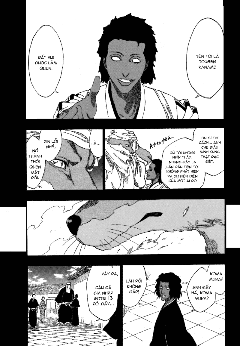 Bleach chapter 176 trang 4