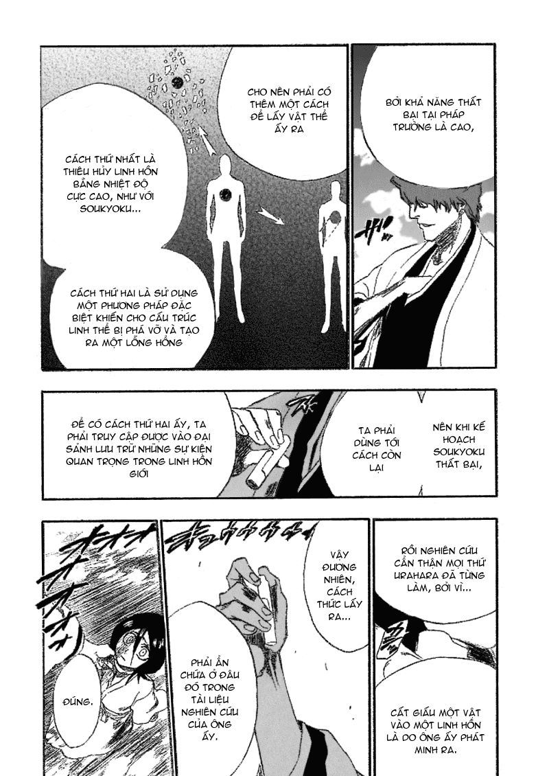 Bleach chapter 176 trang 18