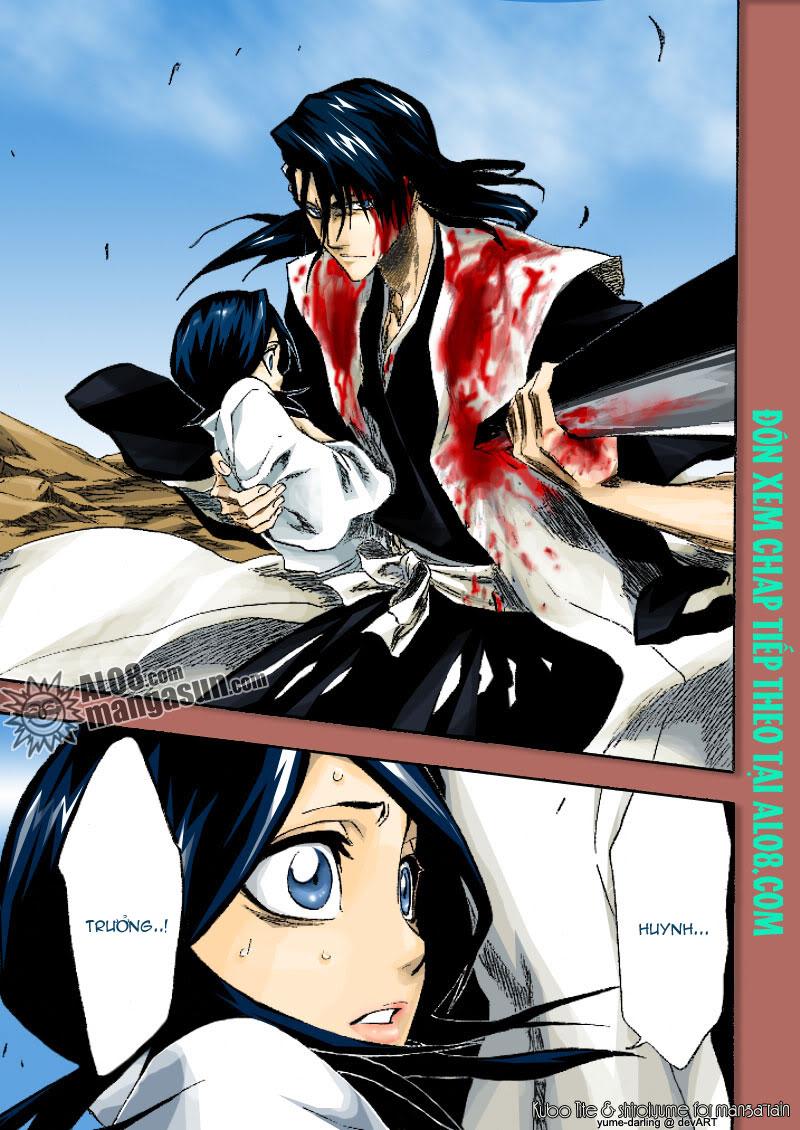 Bleach chapter 176 trang 26