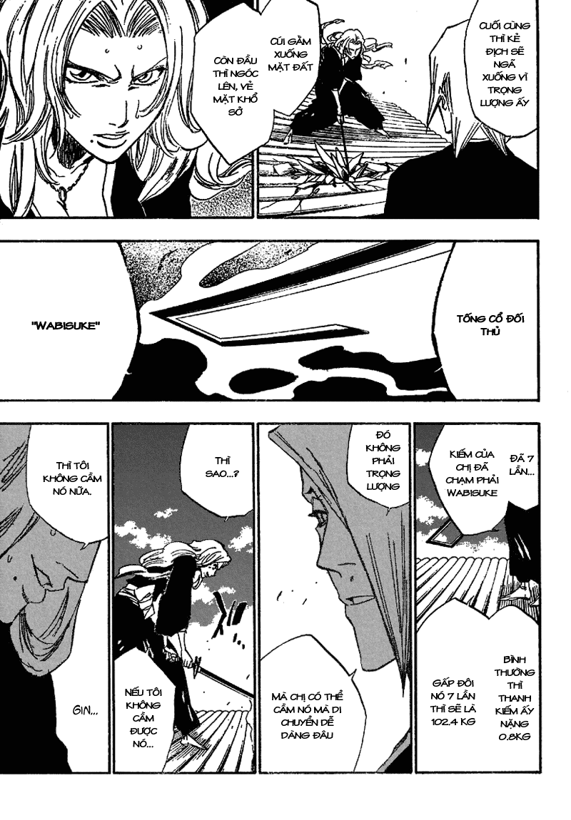 Bleach chapter 169 trang 6