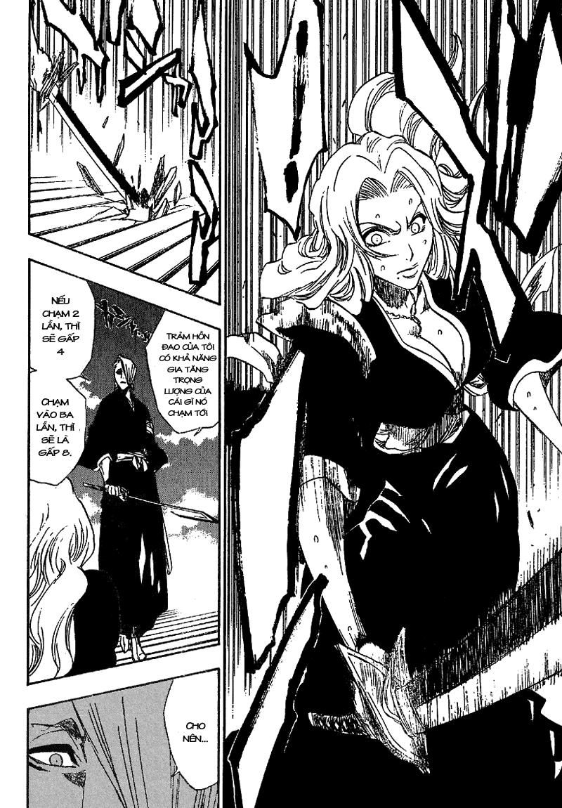 Bleach chapter 169 trang 5