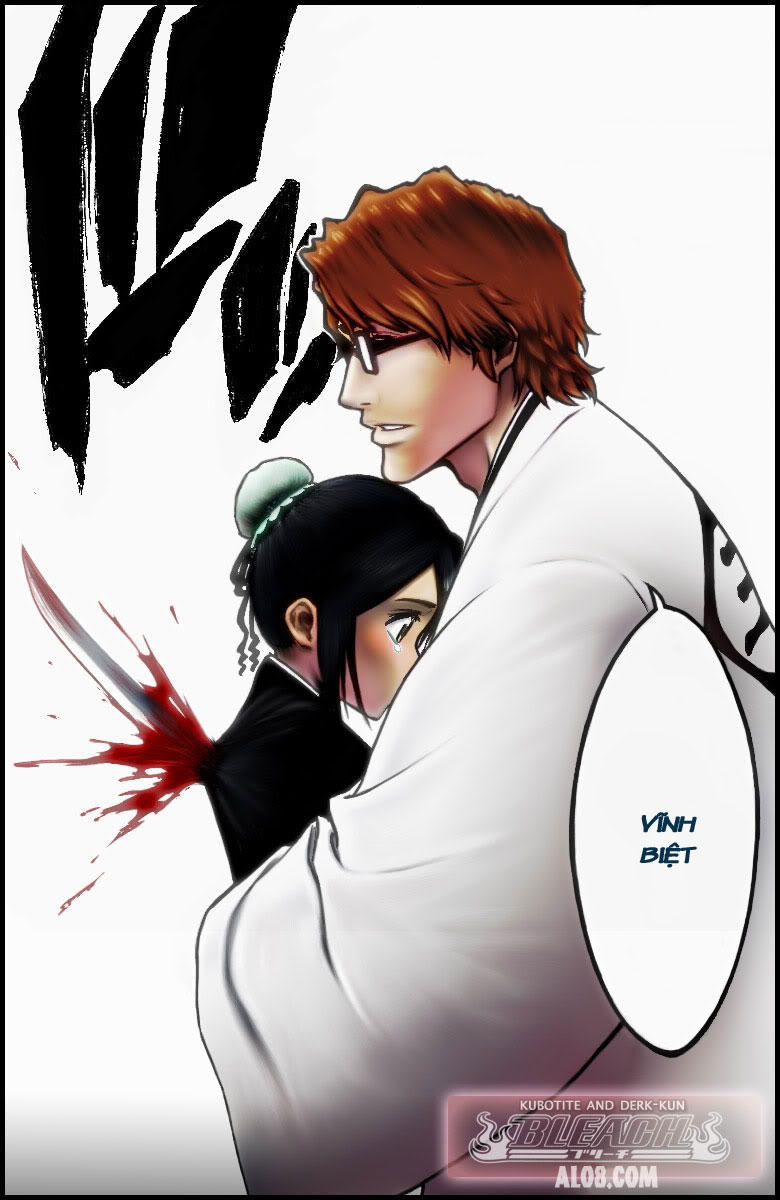 Bleach chapter 169 trang 17