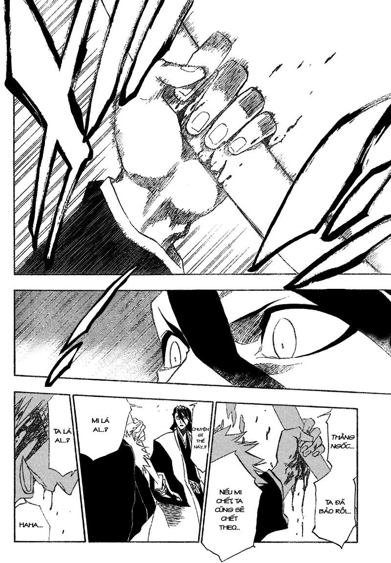 Bleach chapter 165 trang 17