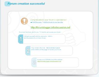 Cara Membuat Forum Gratis