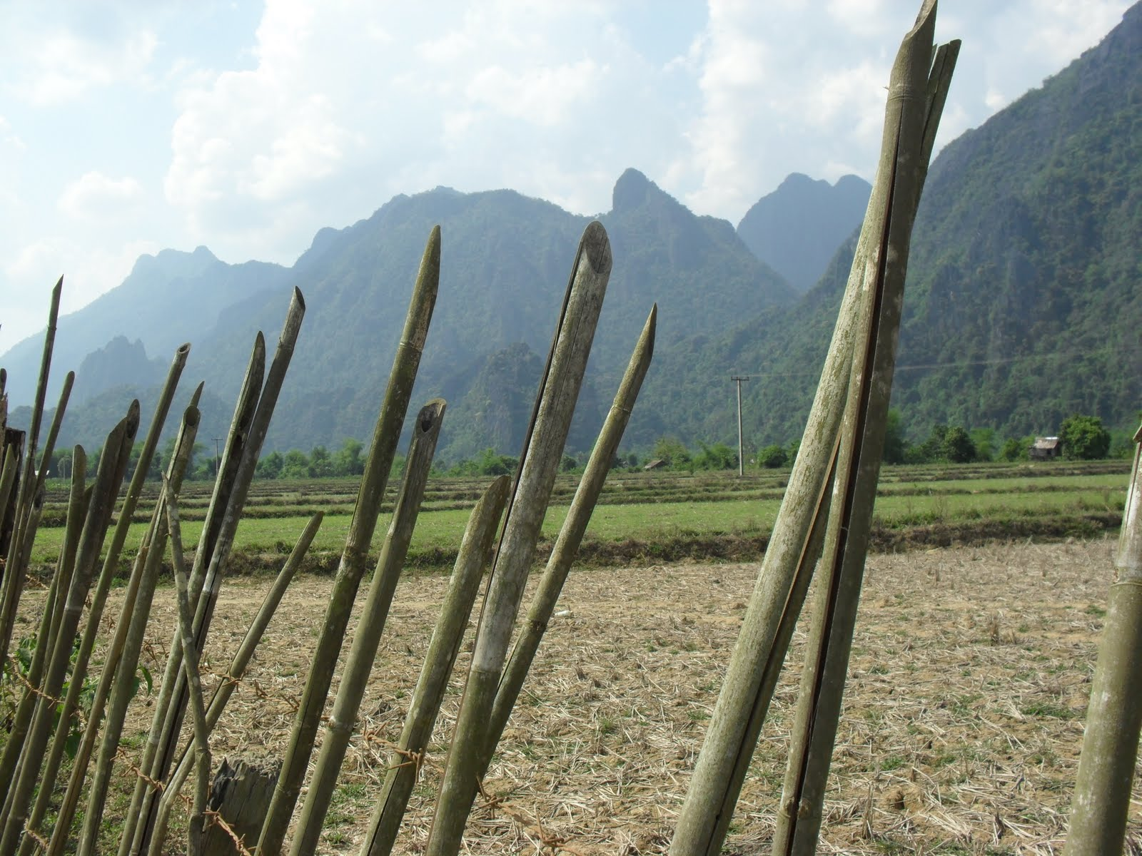 Chợ Viềng: PhD Rehab: Scooter Riding In Vang Vieng, Laos