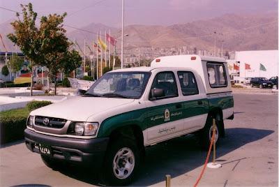 Iran Supercars Iran Police Cars Mercedes Toyota