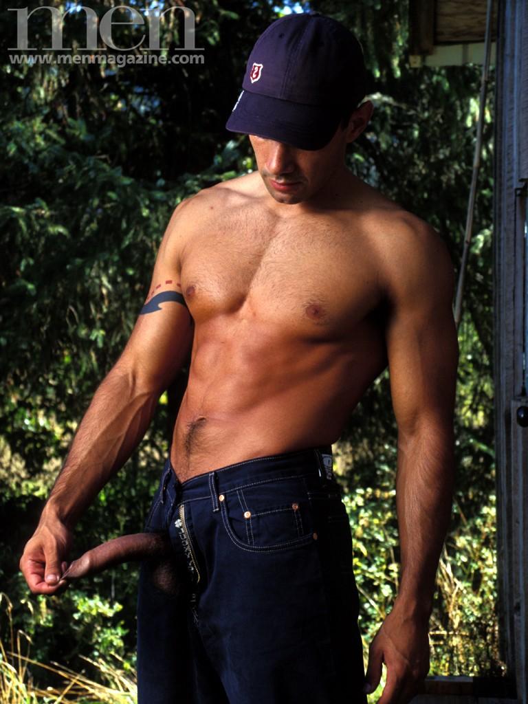 Beautiful Men: Brad Alexander