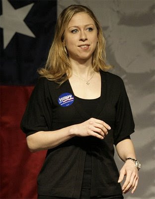 Chelsea Clinton Hot Photo