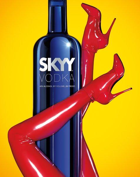 Wallpaper World Skyy Vodka Sexy Ad Campaign Photos