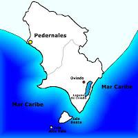 Resultado de imagen para imagen de la Isla Beata y pescadores en el litoral
