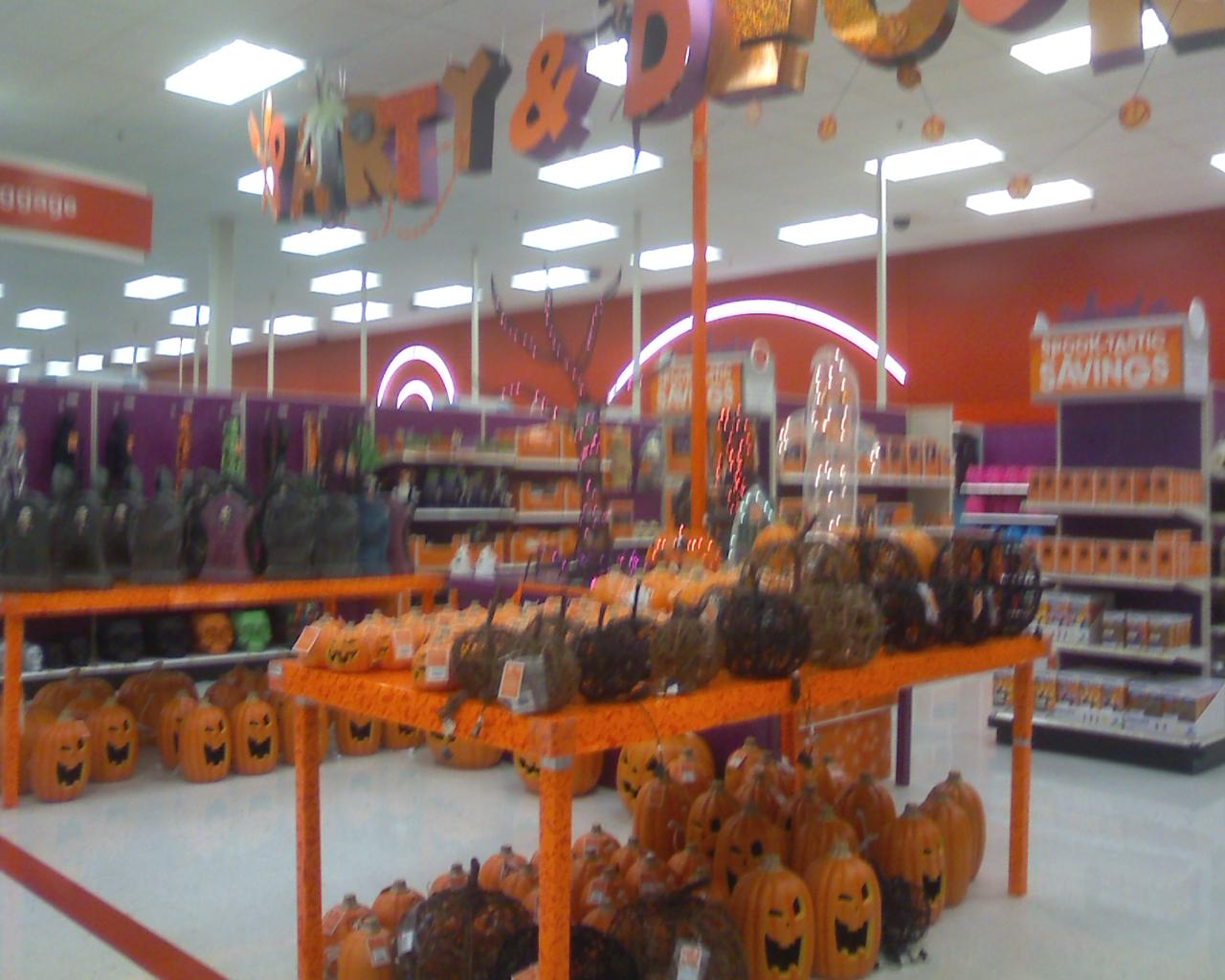 The Spooky Vegan Halloween Things At Target And Jo Ann