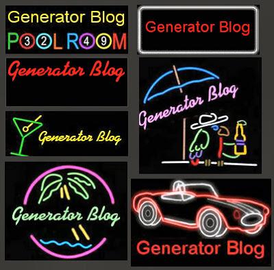 the generator blog custom