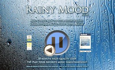 The Presurfer: Rainy Mood
