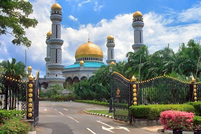 istana nurul iman - Biggest House In The World Pictures