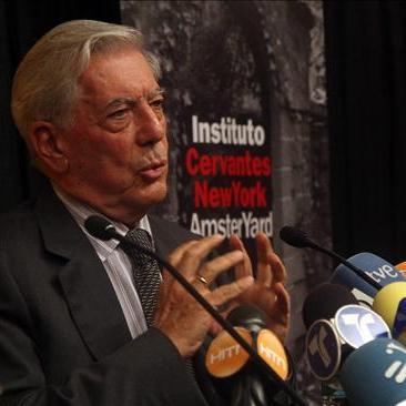 Mario Vargas Llosa Premio Nobel de Literatura 2010