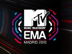 Premios MTV EMA Madrid 2010