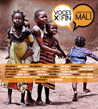 Voces X1Fin juntos por Mali
