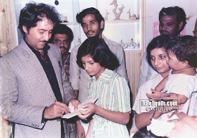 Shoban Babu Jayalalitha Daughter