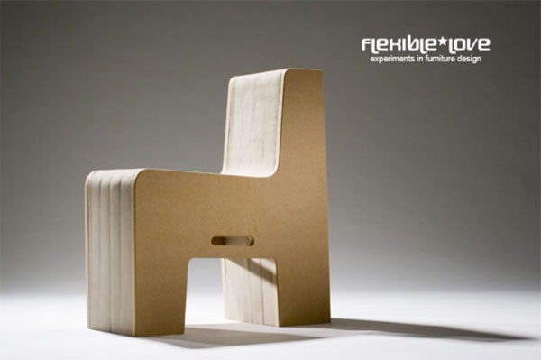 Flexible Love Chair 1 For All