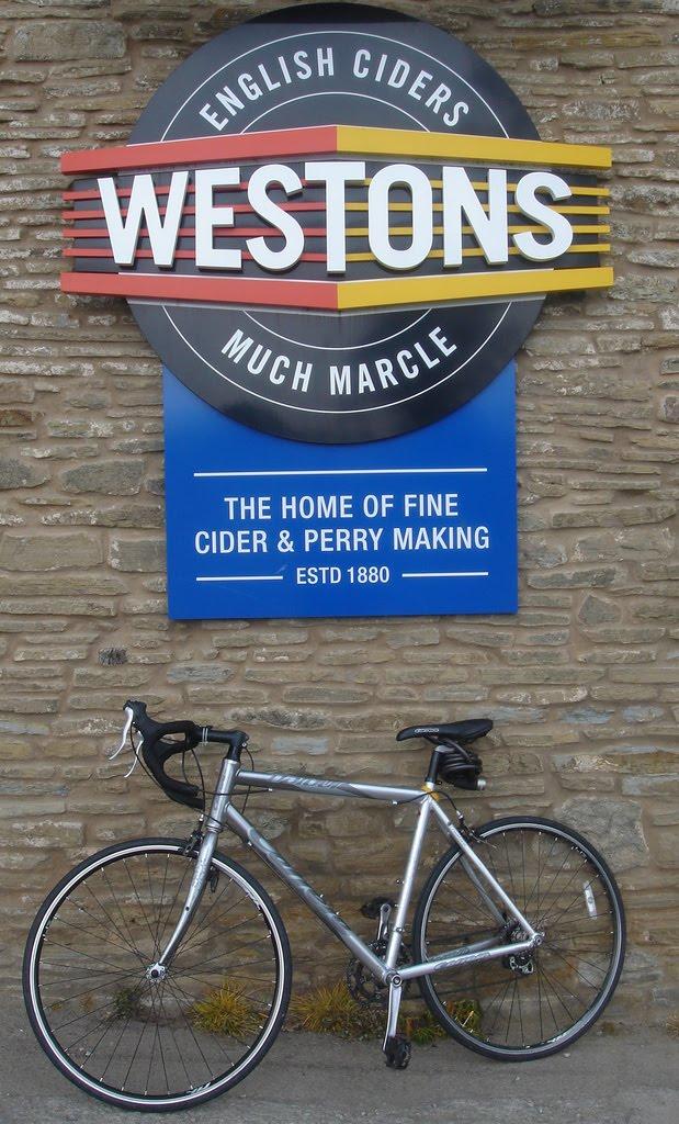 Stolen Bike Cardiff: September 2010