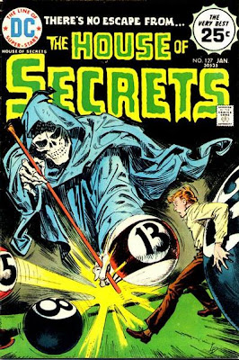 House of Secrets #127, cover