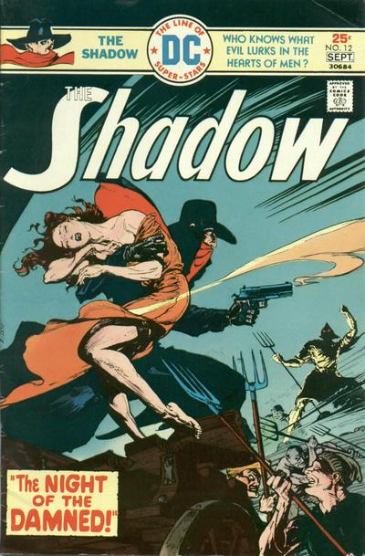 Mike Kaluta, the Shadow #12