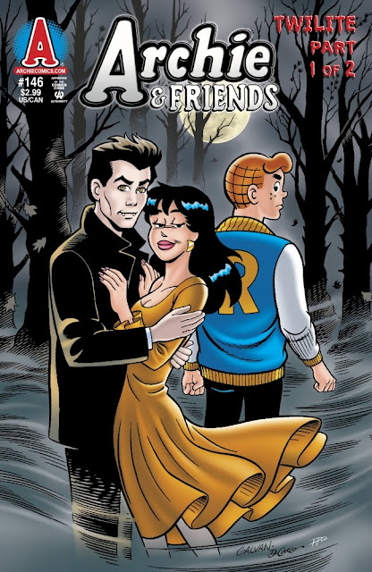 New Comics - Archie Does Twilite