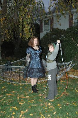 Happy Halloween - October 31, 2010