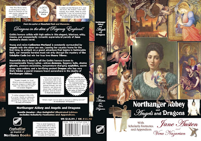 Mash Ups and More Update - Northanger Abbey and Angels and Dragons - December 15, 2010