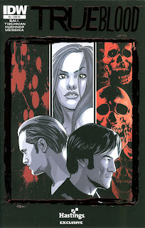 Wednesday Comics on Thursday - A Tale of Collecting True Blood Comics, Part 2 - January 29, 2011