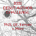 2011 Debut Author Challenge - February Debut Authors