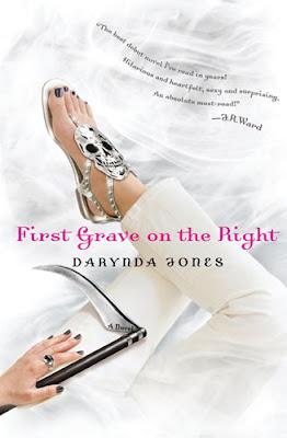 Interview with Darynda Jones & Giveaway - February 8, 2011