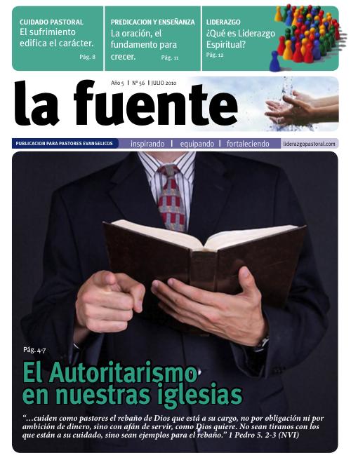 El Autoritarismo en la Iglesia Evangélica | Revista La Fuente